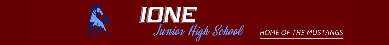Ione Jr. High School